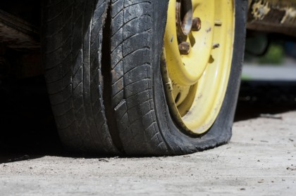 Tire blowouts, which cause about 11,000 car accidents annually, are far more likely to occur in the hot summer months. Here are some tips to prevent tire blowouts this summer.